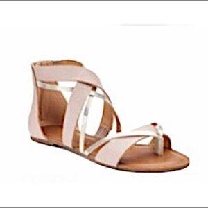 SO Cuddy Blush Sandals
